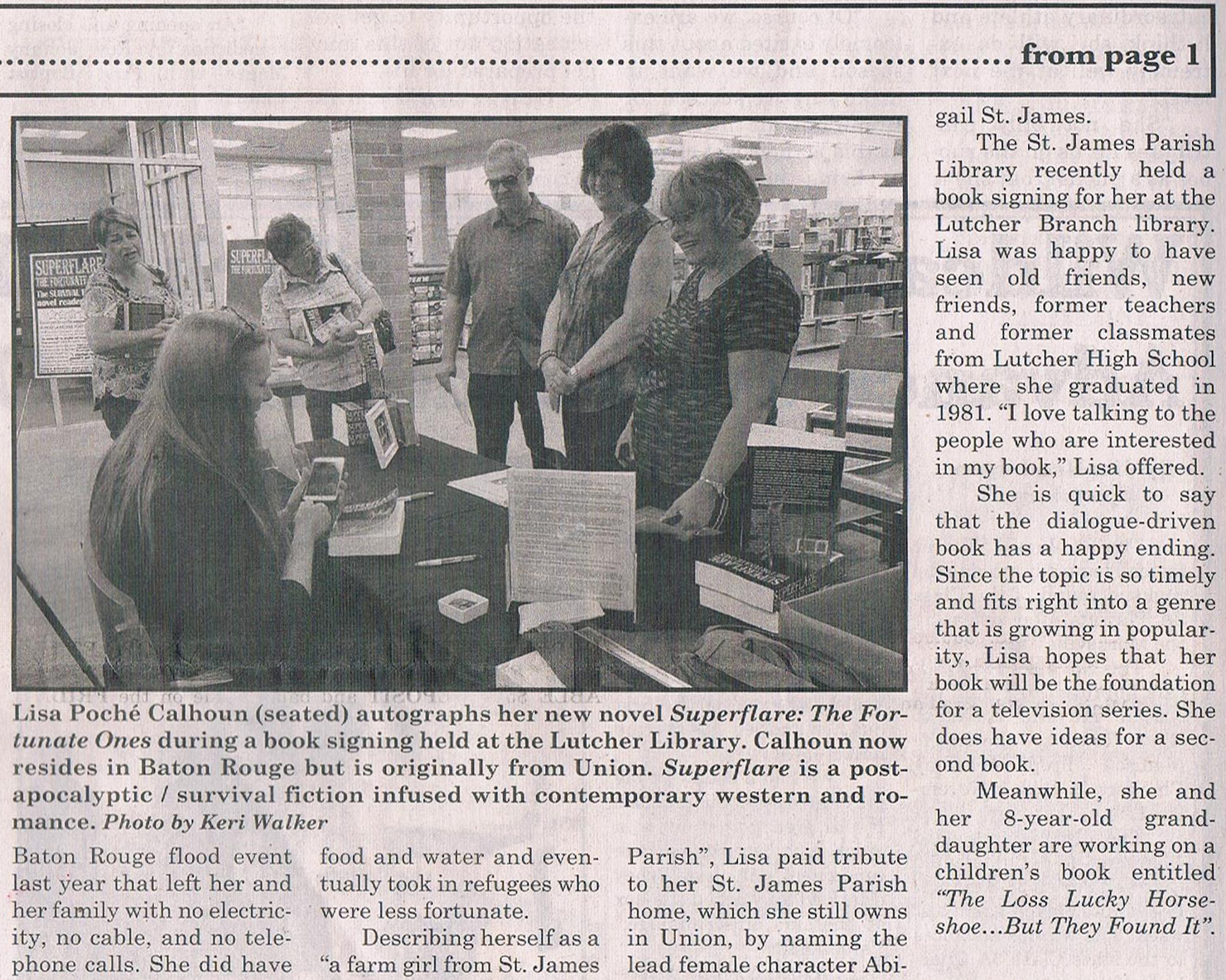 The News Examiner Article